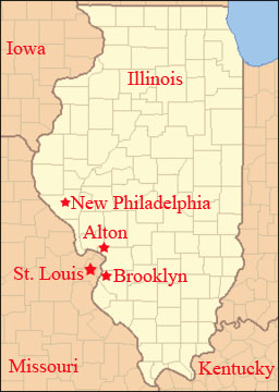 Brooklyn, Illinois Archaeology Project