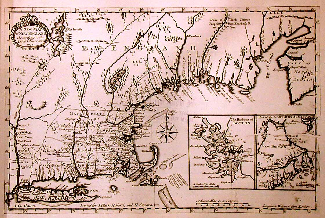 The Plymouth Colony Archive Project Maps Landscape