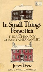 In Small Things Forgotten, 1977